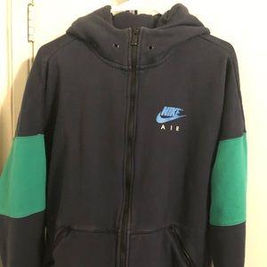 Nike zip up NEGOTIABLE.